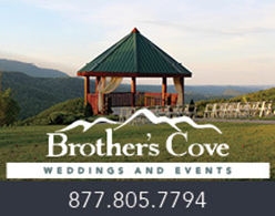 brothers cove weddings
