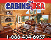 Cabins USA in Pigeon Forge